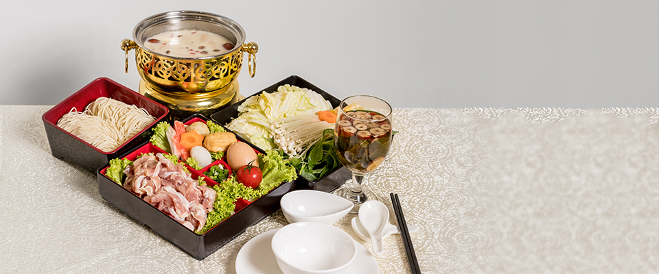 Hotpot Master :: Executive Lunch Set - Online Hotpot Ordering | Singapore