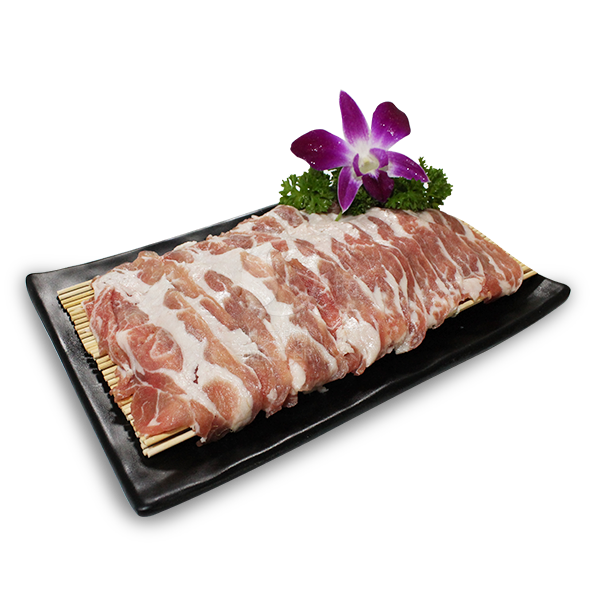 Kurobuta Pork Collar <br> 150g