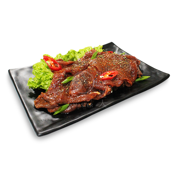 Marinated Angus Beef <br> 200g