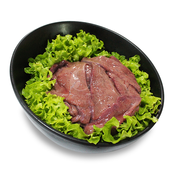 Pork Liver Slices <br> 150g