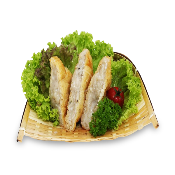 Tau Pok with <br> Chicken Meat <br> 5pcs