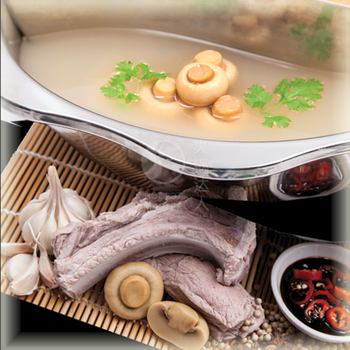 Fragrance Bak Ku Teh <br> 1 portion (1.5L)