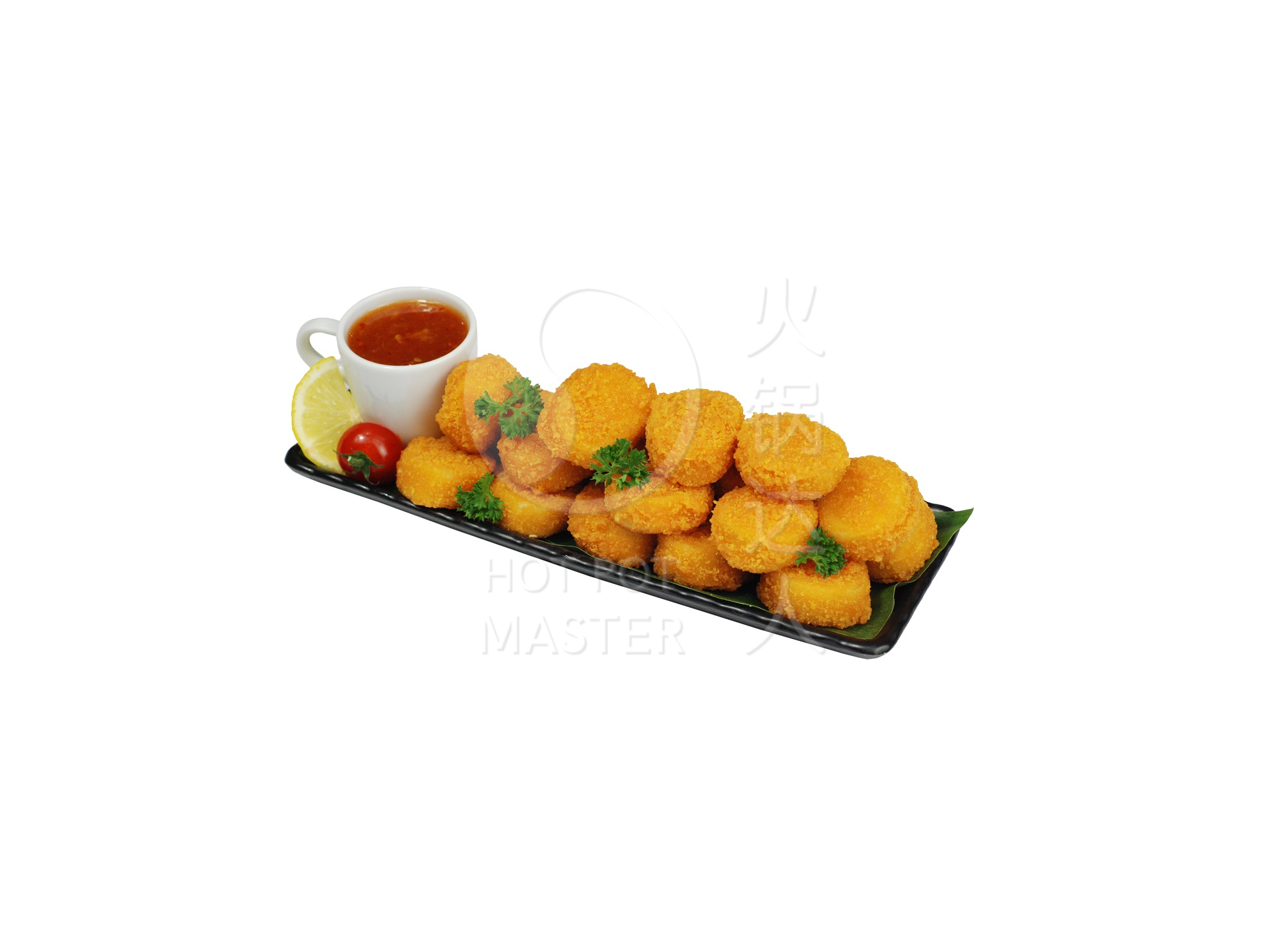 Fried Breaded Scallops <br> 20pcs
