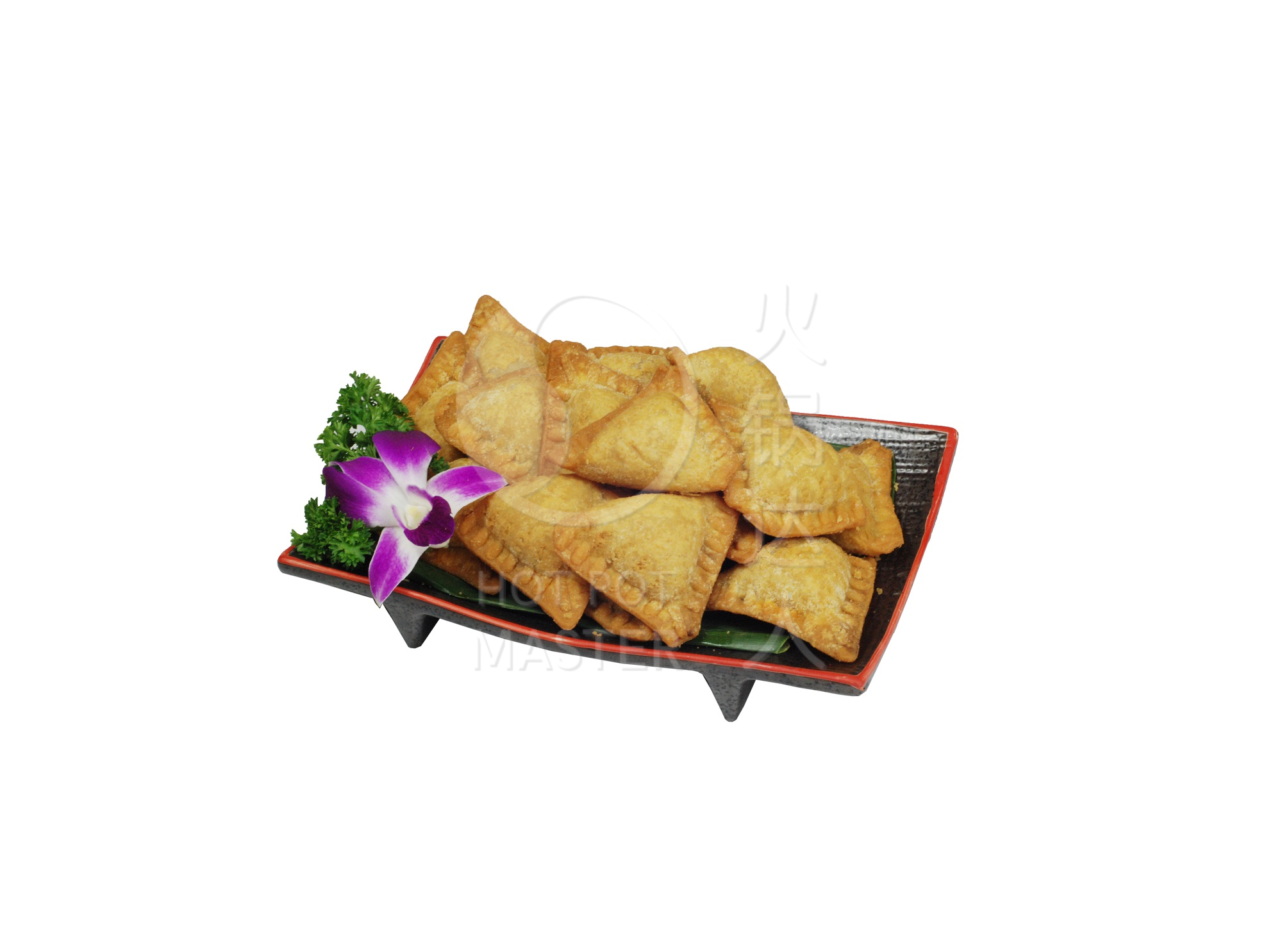 Fried Curry Samosa <br> 18pcs