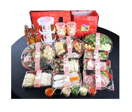 Signature Hotpot Set <br> (serve 6 pax) <br> Not available 1 - 21 Feb, 2021
