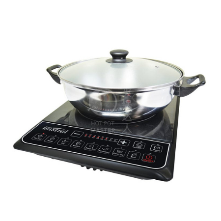 Induction with Single Pot (Mistral) <br> (for purchase)